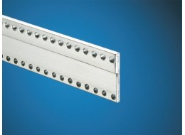 Heipac 20HP Z rail for connector IEC 60 603-2